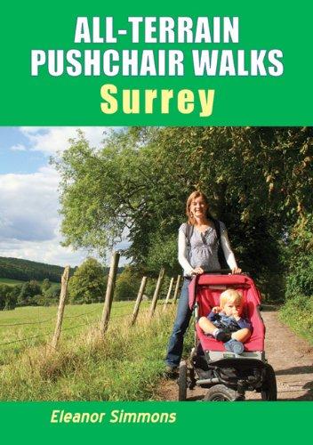 All-Terrain Pushchair Walks Surrey by Eleanor Simmons
