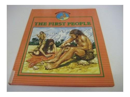 The First People by Rupert Matthews