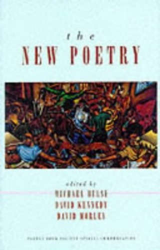 The New Poetry by Michael Hulse