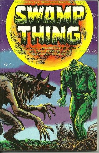 Swamp Thing: Volume 5: Bk. 5
