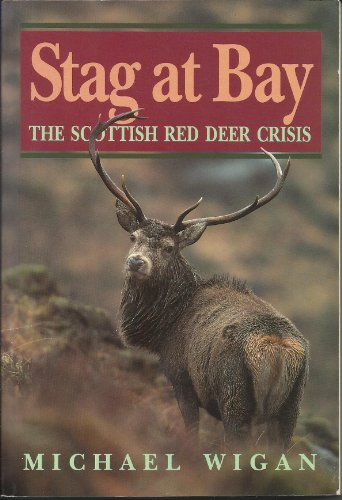 Stag at Bay by Michael Wigan