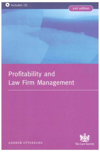 Profitability and Law Firm Management by Andrew Otterburn