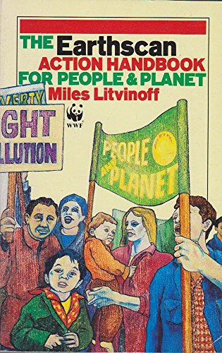 The Earthscan Action Handbook: For People and Planet by Miles Litvinoff