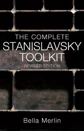 The Complete Stanislavsky Toolkit by Bella Merlin