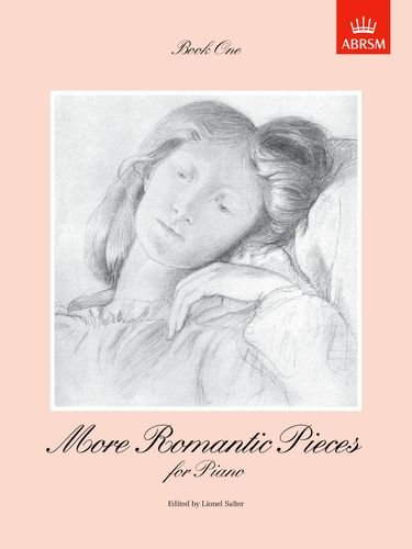 More Romantic Pieces for Piano: Bk. 1: Grades 1, 2 by Lionel Salter