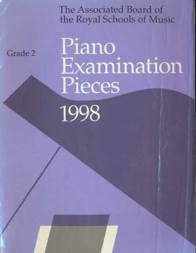 Piano Exam Papers: Grade 2 by Associated Board of the Royal School of Music