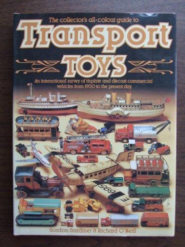 Transport Toys by Gordon Gardiner