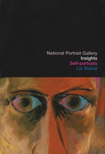 Self-portraits by Liz Rideal