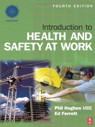Introduction to Health and Safety at Work: CRS by Phil Hughes