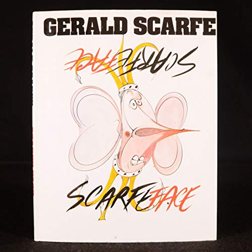 Scarfe Face by Gerald Scarfe