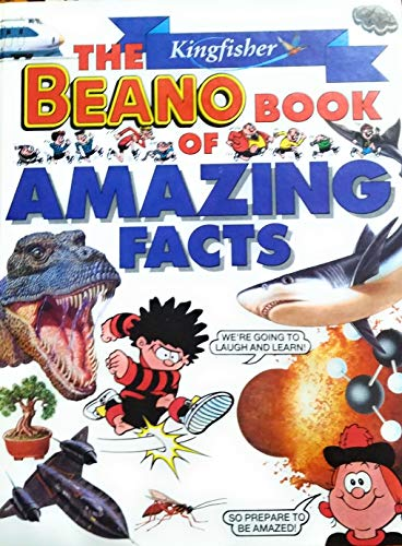 """""""Beano"""" Book of Amazing Facts by"""