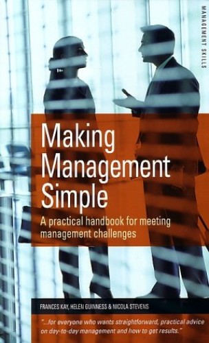 Making Management Simple by Frances Kay