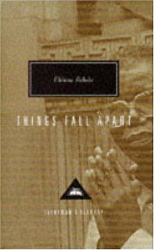 Things Fall Apart (Everyman