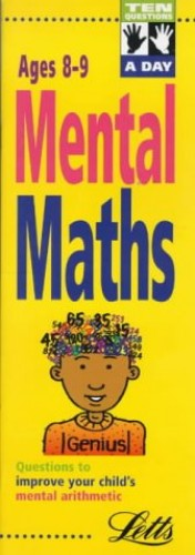 Ten Questions a Day: Ages 8-9: Mental Maths by