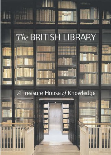 The British Library: Treasury of Knowledge by Philip Howard