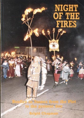 Night of the Fires: Bonfire in Sussex by Brigid Chapman
