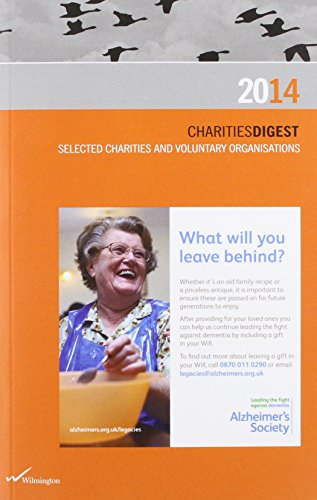 Charities Digest: 2014 by