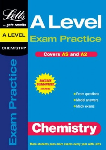 Chemistry: A-level Exam Practice by Rob Ritchie