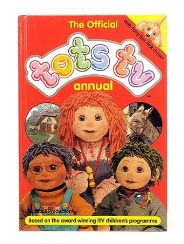 Tots TV Annual 1996 by