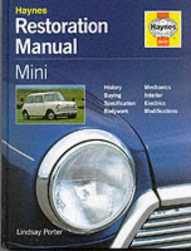 Mini Restoration Manual by Lindsay Porter