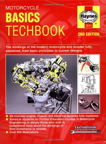 Motorcycle Basics Techbook by Matthew Coombs