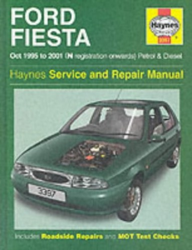 Ford Fiesta (95-01) Service and Repair Manual by A. K. Legg