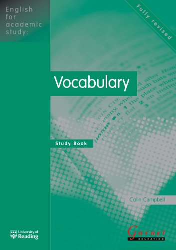Vocabulary by Colin Campbell