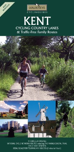 Kent: Cycling Country Lanes by John Rose