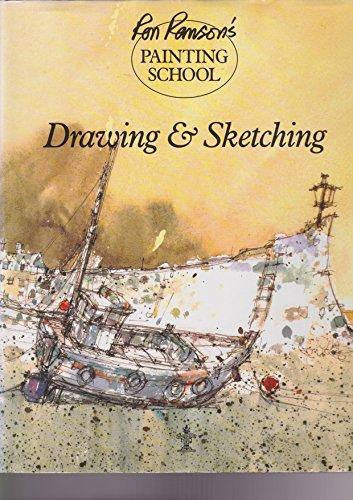 Drawing and Sketching by Ron Ranson