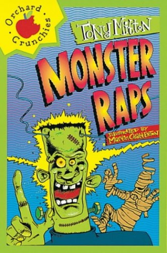 Monster Raps by Tony Mitton