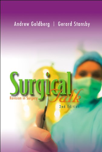 Surgical Talk: Revision in Surgery by Andrew Goldberg