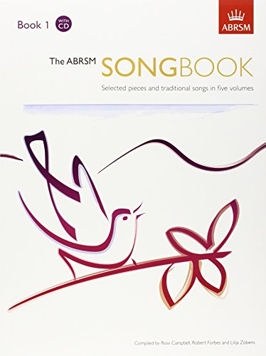 The ABRSM Songbook: Selected Pieces and Traditional Songs in Five Volumes: Bk. 1 by