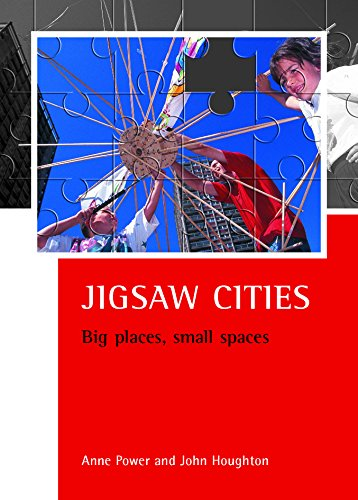 Jigsaw Cities: Big Places, Small Spaces by Anne Power