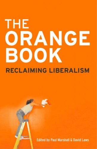 The Orange Book by David Laws