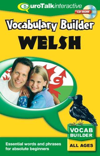 Vocabulary Builder - Welsh by EuroTalk Ltd.