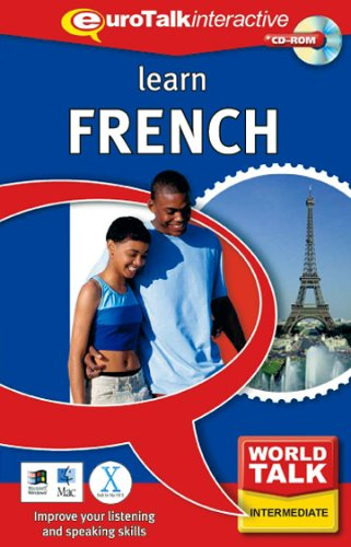 World Talk - Learn French: Improve Your Listening and Speaking Skills by EuroTalk Ltd.