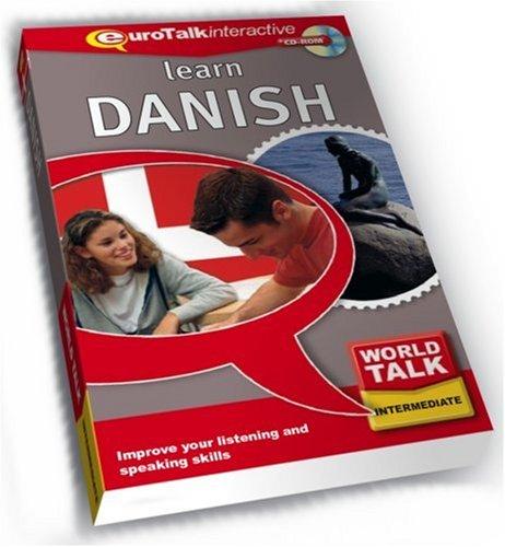 World Talk - Learn Danish: Improve Your Listening and Speaking Skills by EuroTalk Ltd.