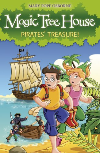 Magic Tree House 4: Pirates