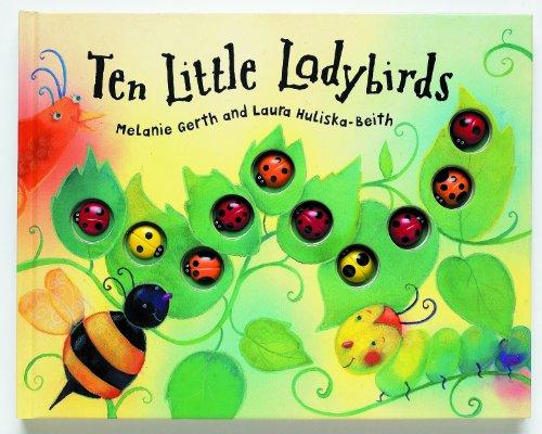 Ten Little Ladybirds by Melanie Gerth