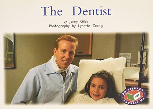 The Dentist PM Non Fiction Level 11&12 People Around Us Blue by