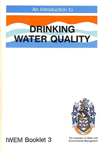 Introduction to Drinking Water Quality by N.J. Nicolson