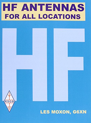 HF Antennas for All Locations by L.A. Moxon