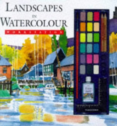Landscapes in Watercolour by Anthony Colbert