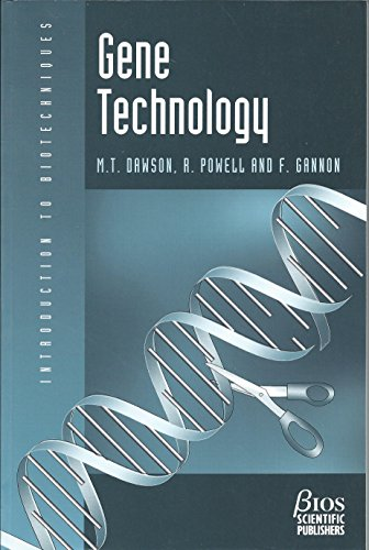 Gene Technology by M.T. Dawson