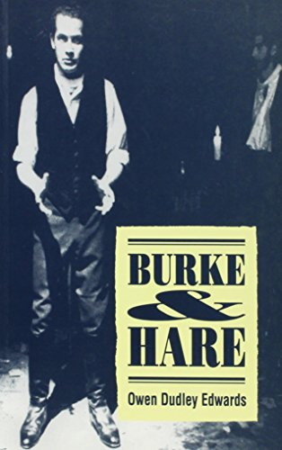 Burke and Hare by Owen Dudley Edwards