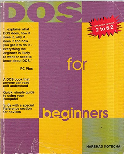 DOS for Beginners by Harshad Kotecha