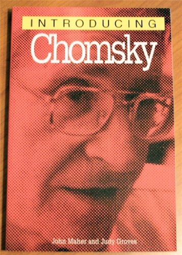 Chomsky for Beginners by John Maher