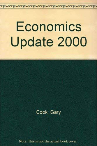 Economics Update: 2000 by Gary Cook