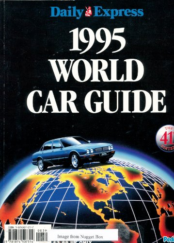 """Daily Express"" Guide to World Cars: 1995 by"