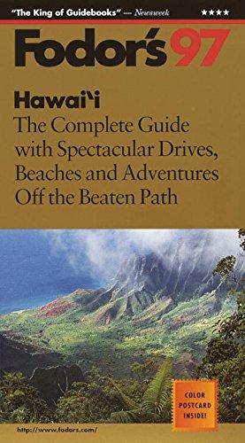Compass Guide to Hawaii by Moana Tregaskis